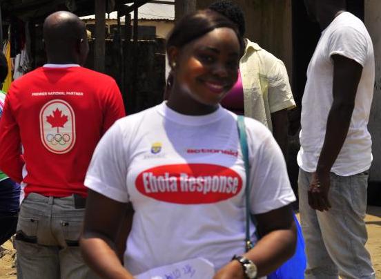 Naomi Tulay-Solanke, founder of Community Health Initiative (CHI).