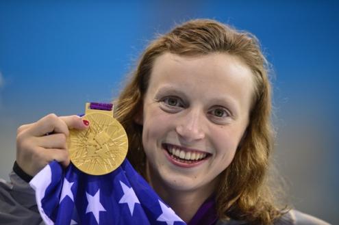 Katie Ledecky, United States of America